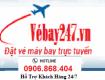 Bay vé giá rẻ cùng VEBAY247 trong tháng 8