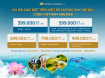 Đặt vé dễ dàng nhận hàng ngàn ưu đãi từ Vietnam Airlines