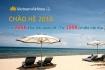 """10 ngày vàng săn vé """"chào hè 2016"""" của Vietnam Airlines"""