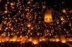 Tham gia lễ hội đèn trời độc đáo tại Chiang Mai, Thái Lan