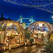 Nhà hàng lồng kính có 1-0-2 ở Anh khiến hội mê sống ảo phải liêu xiêu, muốn tới ăn có khi phải đặt trước cả tháng trời