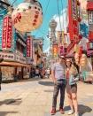 Gợi ý lịch trình cho 48h ở Osaka: Nếu muốn ăn chơi sang xịn mịn lại có ảnh nghìn like thì phải ghé những chỗ này!