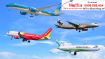 4 hãng hàng không Việt hỗ trợ khách hàng trên các chuyến bay bị ảnh hưởng do dịch Covid-19 như thế nào