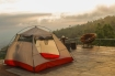Cắm trại, săn mây trên ngọn núi cao nhất miền Tây