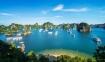 Muốn du ngoạn bằng thuyền, hãy đến nơi này ở Việt Nam
