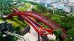 Sau cây cầu Vàng ở Đà nẵng, giới trẻ ùn ùn kéo đến check-in cầu Koi ở Hạ Long