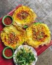 Bánh khoái và những loại bánh ngon nổi tiếng xứ Huế