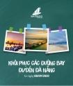 BAMBOO AIRWAYS KHÔI PHỤC KHAI THÁC ĐƯỜNG BAY THƯỜNG LỆ TỚI ĐÀ NẴNG
