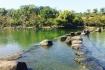 Bể bơi tự nhiên sát Sài Gòn  cho bạn 'đi trốn' dịp Tết
