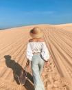 Chán biển, check-in khác đi ở 6 tiểu sa mạc trong nước hè này