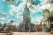Chùa Som Rong Sóc Trăng, nơi đứng vào là có ảnh đẹp không kém gì đất Thái Lan