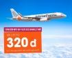 Cơn mưa vé rẻ chỉ từ 320 đồng của Jetstar Pacific chào đón thế hệ máy bay A320 mới