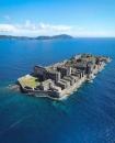 """Đảo Hashima nơi mệnh danh là """"hòn đảo ma"""" giữa biển khơi Nhật Bản"""