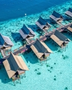 Mê mẩn với vùng biển xanh ở đảo Mabul Malaysia