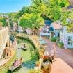 Phát hiện Venice thu nhỏ đẹp lung linh trong chuyến du lịch Hàn Quốc