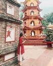Chùa Trấn Quốc và Bửu Long nằm trong danh sách công trình Phật Giáo có kiến trúc đẹp nhất thế giới