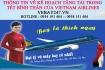 Thông tin về kế hoạch tăng tải trong Tết Bính Thân của Vietnam Airlines