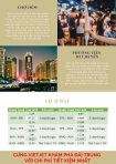 Khám Phá Đài Trung Cùng Vietjet với giá rẻ nhất