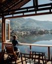 """Chẳng cần tốn tiền đi Trung Quốc, ngay tại Thái Lan cũng có """"Phượng Hoàng Cổ Trấn"""" đẹp không thua kém bản gốc"""