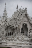 Tham quan ngôi đền Thái Lan sở hữu cây cầu địa ngục, cánh tay người chết và cổng vào thiên đường