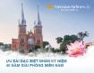 <b>Vietnam Airlines khuyến mại khoảnh khắc vàng 3</b>