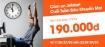 <b>Cảm ơn Jetstar! Cuối tuần siêu khuyến mại. Vé máy bay giá chỉ 190.000 đồng</b>