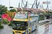 Du khách hào hứng trải nghiệm tuyến xe buýt hai tầng đầu tiên ở thành phố Hạ Long với giá vé chỉ từ 179k